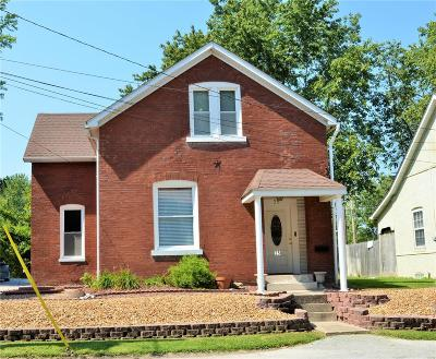 Belleville Single Family Home For Sale: 25 North 9th