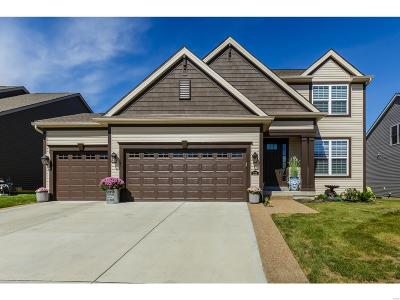 O'Fallon Single Family Home For Sale: 121 Grenache Court