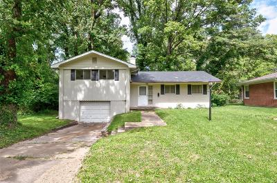 Belleville IL Single Family Home For Sale: $43,000