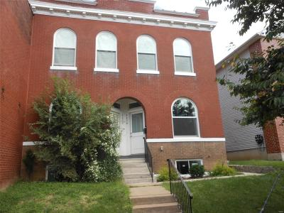 St Louis City County Single Family Home For Sale: 4636 Virginia Avenue