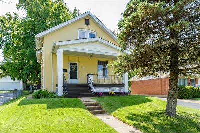 St Louis MO Single Family Home For Sale: $139,900