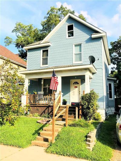 Granite City Single Family Home For Sale: 2324 Delmar Avenue