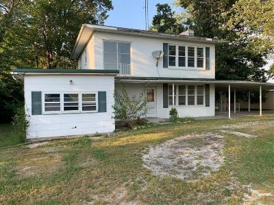 Bowling Green Single Family Home For Sale: 1101 Bus Hwy 61s