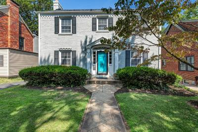Webster Groves MO Single Family Home For Sale: $479,900