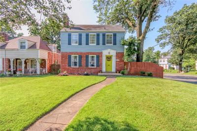 Single Family Home For Sale: 7498 Drexel