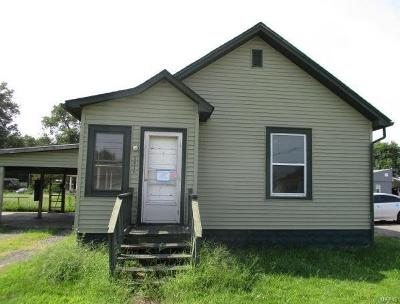 Granite City Single Family Home For Sale: 2814 East 23rd Street