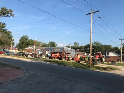 Franklin County, Gasconade County, Maries County, Phelps County, Osage County, Crawford County Commercial For Sale: 220 West James Blvd.