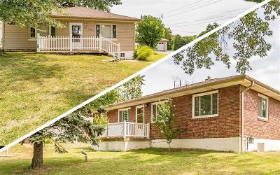 St Louis County Multi Family Home For Sale: 4334 Ringer Road