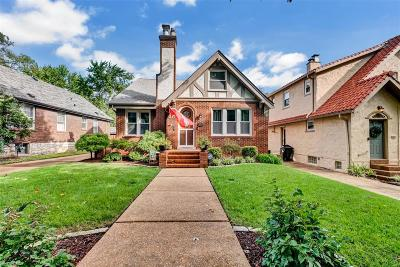 St Louis County Single Family Home For Sale: 7211 Stanford Avenue