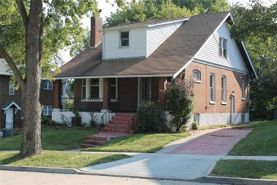 St Louis County Single Family Home For Sale: 2820 Laclede Station