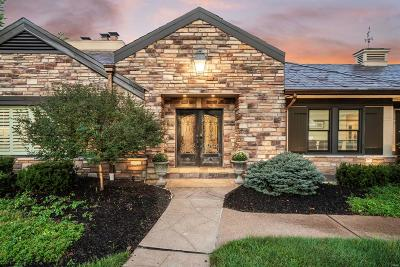 St Louis MO Single Family Home For Sale: $774,900