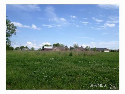 Bethalto Residential Lots & Land For Sale: 86 Woodcrest Drive