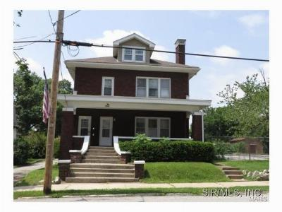 Alton Multi Family Home For Sale: 1006 State Street