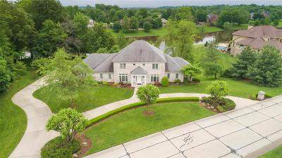 Ravenwood Lake Estates Single Family Home For Sale: 230 West Waters Edge Drive West