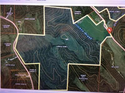 Scott County, Cape Girardeau County, Bollinger County, Perry County Farm For Sale: Co Rd 306