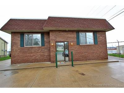 Scott County, Cape Girardeau County, Bollinger County, Perry County Commercial For Sale: 73 Sheridan Dr