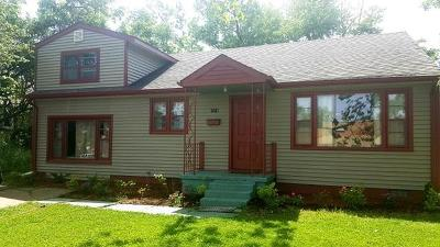 Kirksville Single Family Home For Sale: 1514 S Baltimore Street
