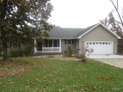 Kirksville Single Family Home For Sale: 19356 Hickory Leaf Trail