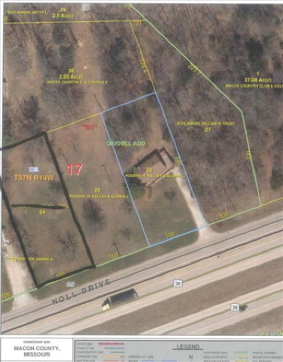 Macon Residential Lots & Land For Sale: 1003 Noll Drive