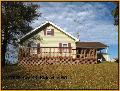 Single Family Home For Sale: 27628 State Highway Kk