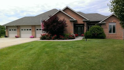 Kirksville Single Family Home For Sale: 2511 Sawgrass