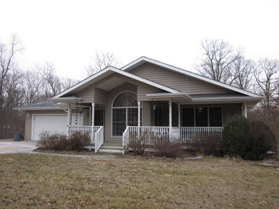 Kirksville Single Family Home For Sale: 19166 Holly Court Trail