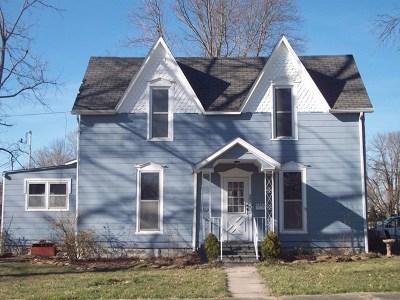 La Plata Single Family Home For Sale: 301 W Colbern