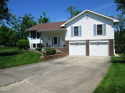 Kirksville MO Single Family Home For Sale: $150,000