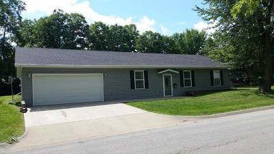 Kirksville MO Single Family Home For Sale: $119,000