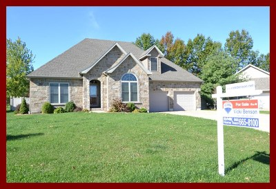 Kirksville Single Family Home For Sale: 10 Meadow Brook Road