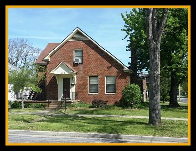 Kirksville MO Single Family Home For Sale: $149,900