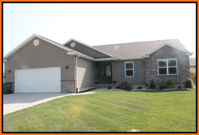 Kirksville Single Family Home For Sale: 2705 Weatherstone Dr.