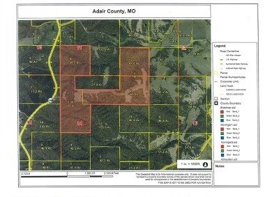 Adair County Residential Lots & Land For Sale: S State Highway 149