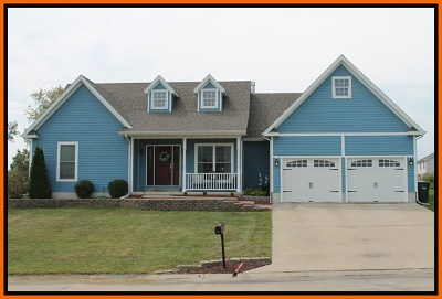Kirksville Single Family Home For Sale: 805 March Drive