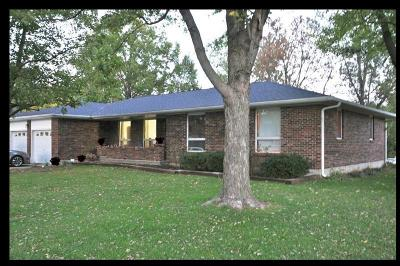 Macon Single Family Home For Sale: 1404 Benton Drive