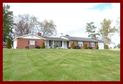 Kirksville Single Family Home For Sale: 15517 Highway 63