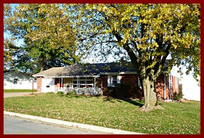 Kirksville Single Family Home For Sale: 33 Overbrook Drive