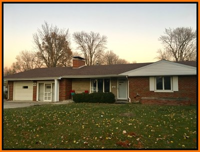 Kirksville Single Family Home For Sale: 801 S Cottage Grove