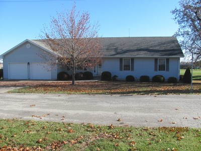 Kirksville Single Family Home For Sale: 410 Steer Creek Way
