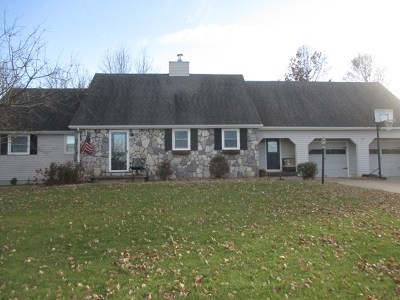 Kirksville Single Family Home For Sale: 206 Monte Carlo