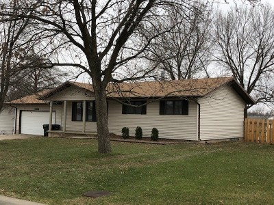 Kirksville Single Family Home For Sale: 1405 Pawn Drive