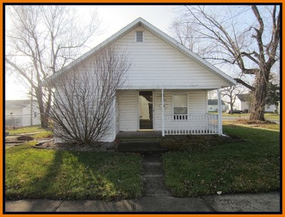 Kirksville Single Family Home For Sale: 1117 W Wall