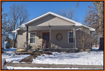 Kirksville Single Family Home For Sale: 1115 Centennial Street