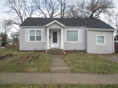 Kirksville Single Family Home For Sale: 601 E Cottonwood
