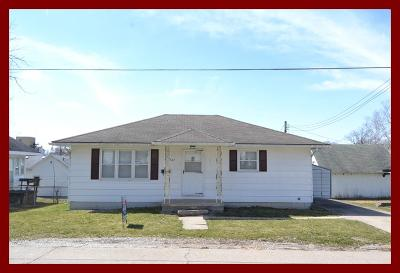 Kirksville Single Family Home For Sale: 507 Green Street