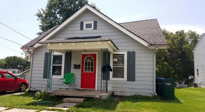 Kirksville Single Family Home For Sale: 701 W Smith