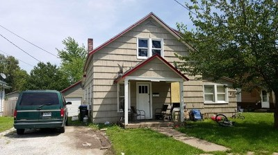 Kirksville Single Family Home For Sale: 716 Davis Street