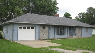 Appleton City MO Single Family Home Sold: $0