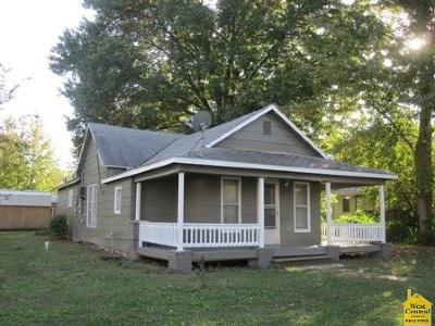 Appleton City Single Family Home For Sale: 204 E Burbank St