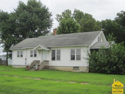 Appleton City MO Single Family Home For Sale: $0